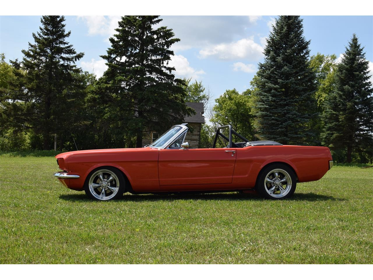 Large Picture of '65 Mustang - LF5P