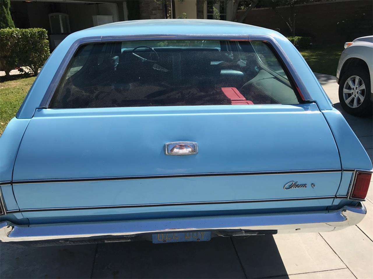 Large Picture of Classic '68 Chevrolet Malibu located in Irvine California - $6,000.00 - LF5W
