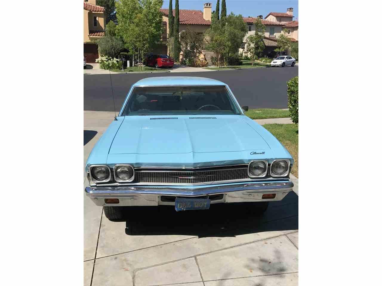 Large Picture of '68 Malibu - LF5W
