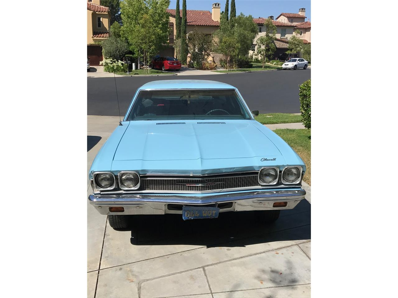 Large Picture of 1968 Chevrolet Malibu located in Irvine California Offered by a Private Seller - LF5W