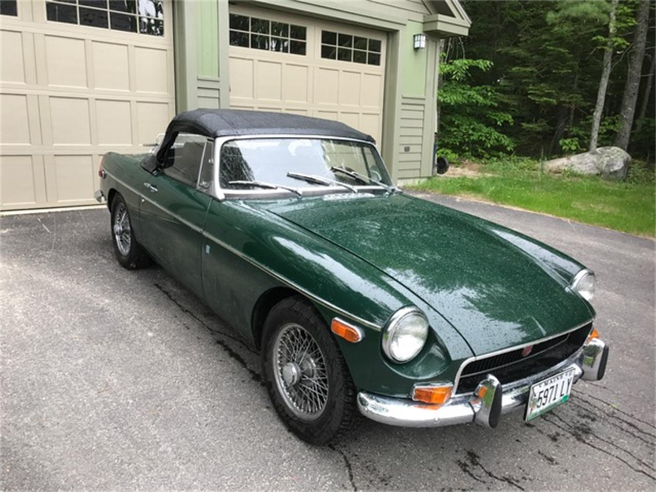 Large Picture of '71 MGB - LF5X