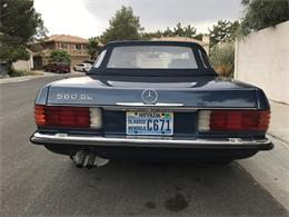 Picture of '85 560SL - LF63