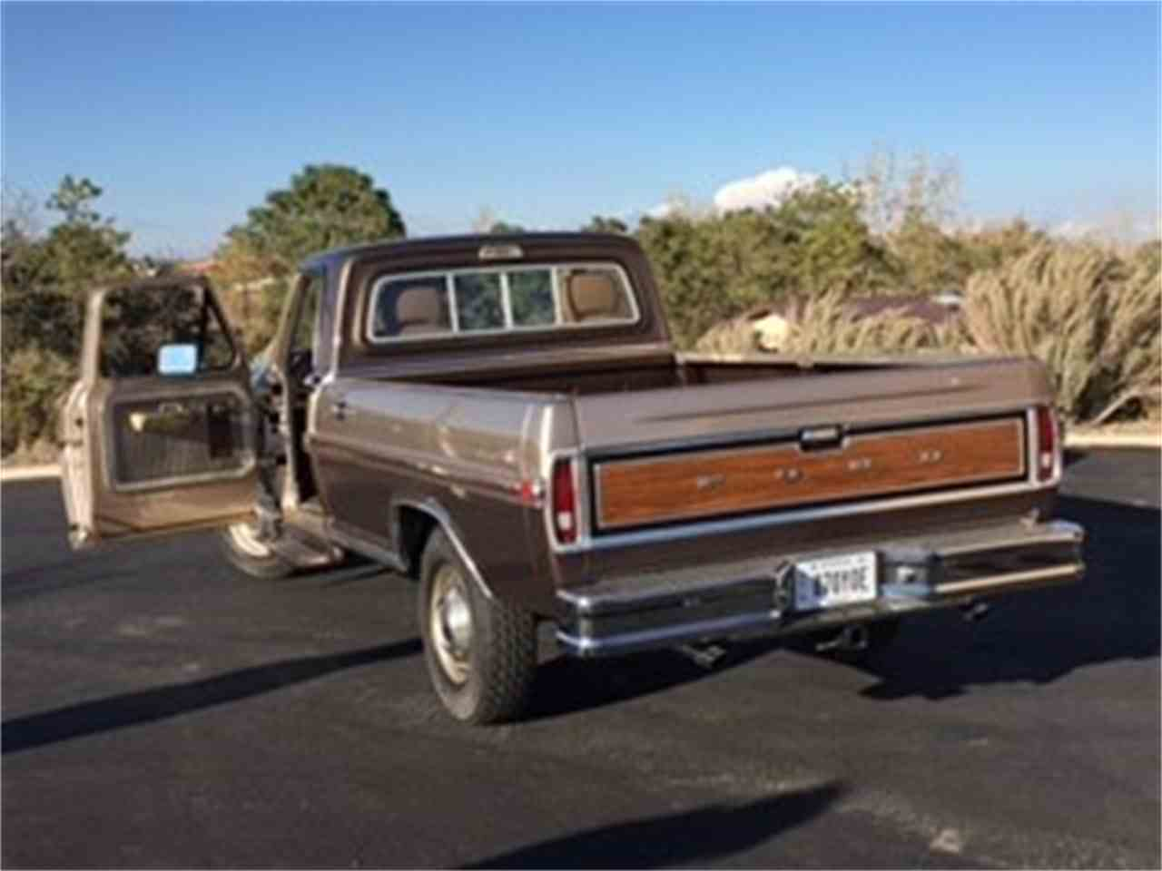 Large Picture of '72 F250 - LF68