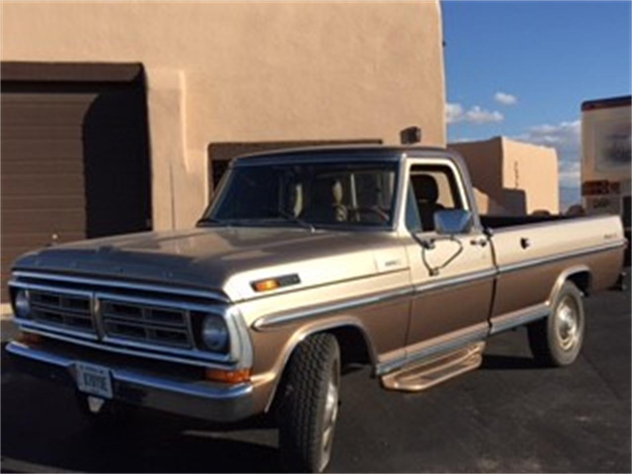 Large Picture of Classic '72 Ford F250 located in Cincinnati Ohio Offered by a Private Seller - LF68