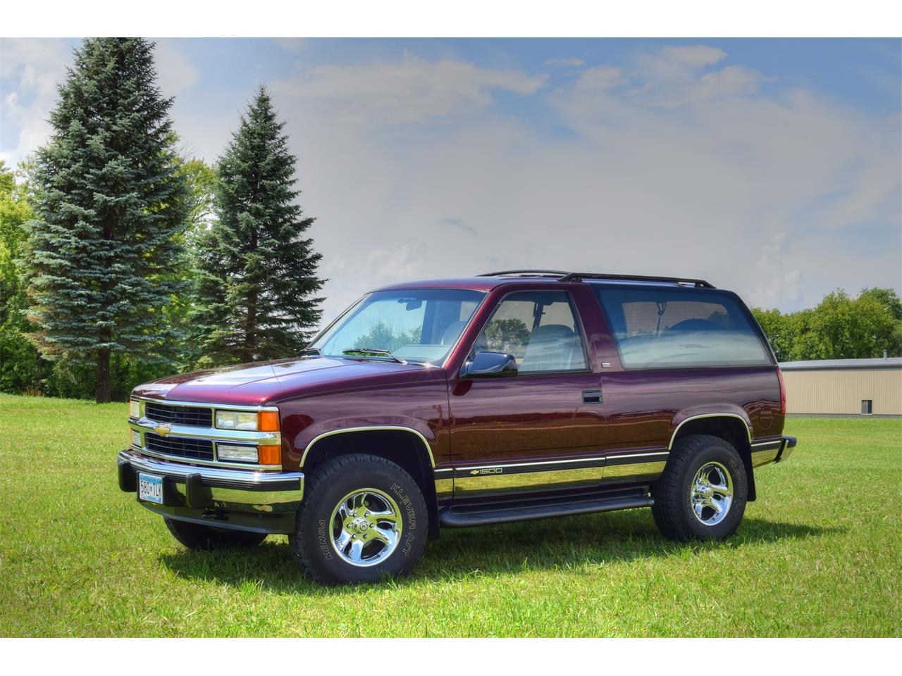 Large Picture of '92 Tahoe - LF6G