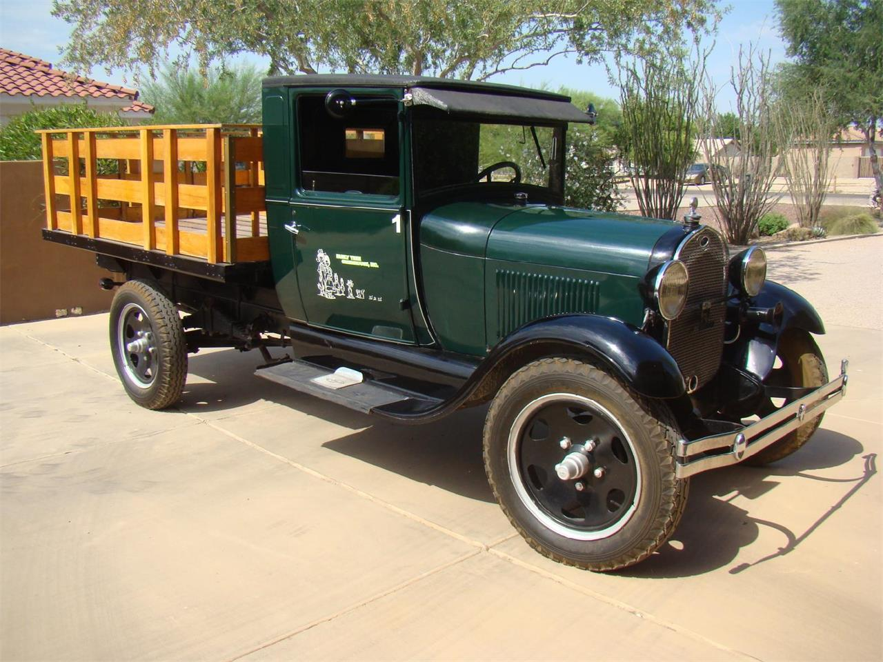 Large Picture of '29 Model AA - LF72