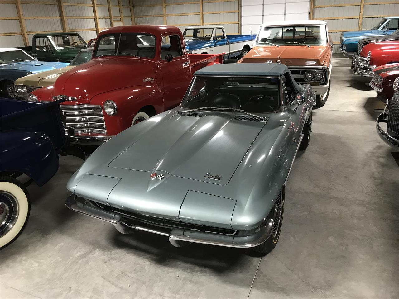 Large Picture of '66 Corvette - LF7D