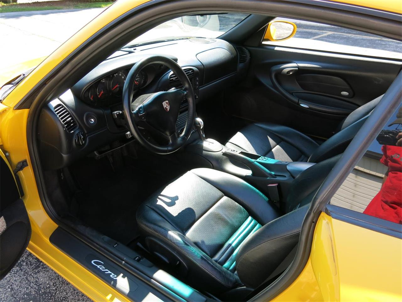 Large Picture of '01 911 Carrera - LF7F