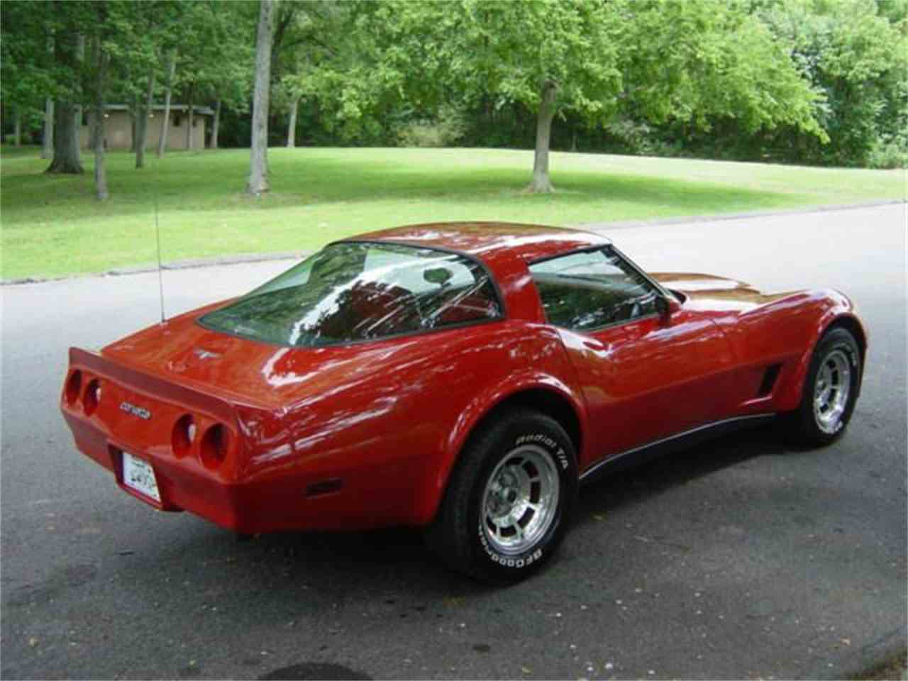 Large Picture of '80 Corvette - LF80