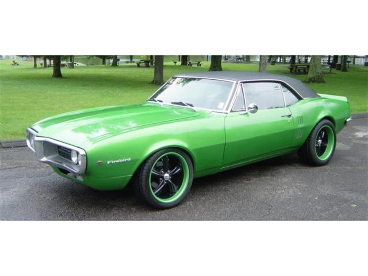 Large Picture of '67 Firebird - LF82