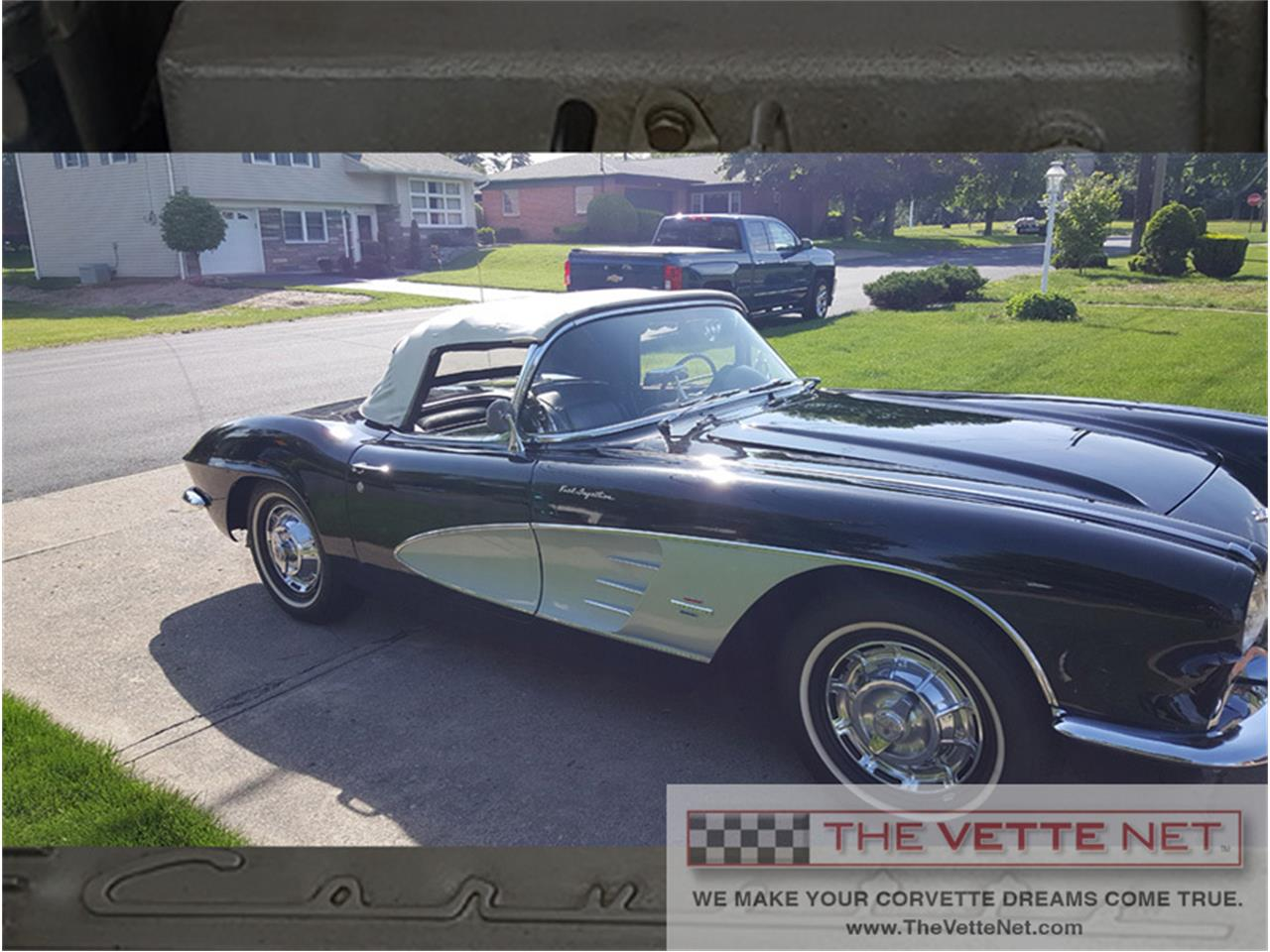 Large Picture of '61 Corvette - LF96
