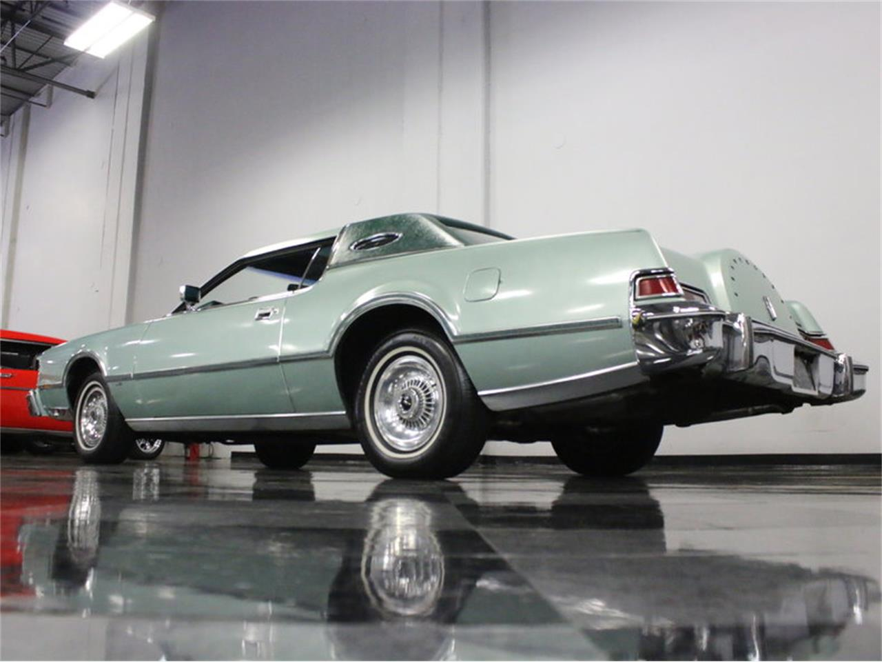 Large Picture of '76 Continental Mark IV - LF98