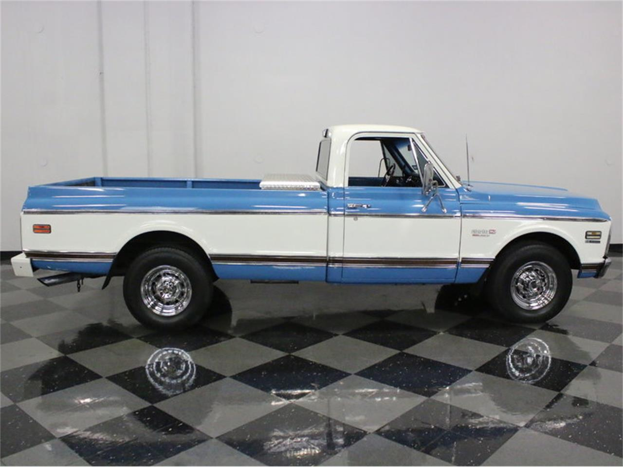 Large Picture of '72 C20 Super Cheyenne - LF9B
