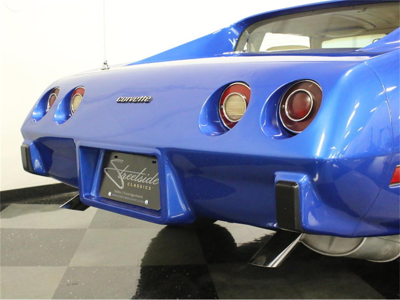 Large Picture of '76 Corvette - LF9D