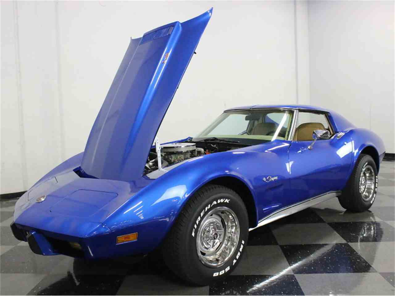 Large Picture of '76 Corvette - LF9D