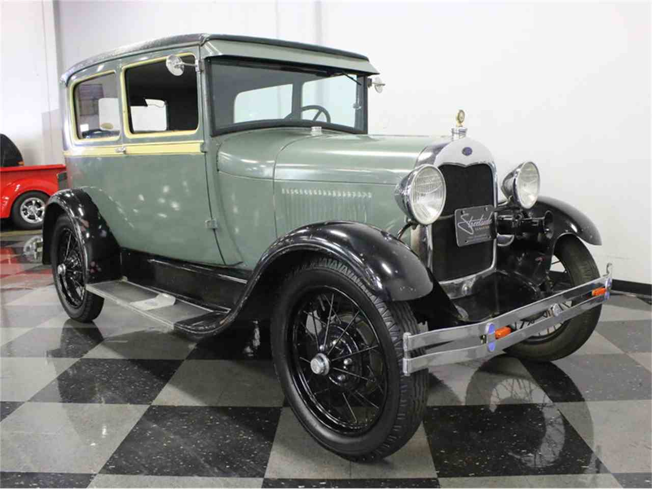 Large Picture of '29 Model A - LF9K