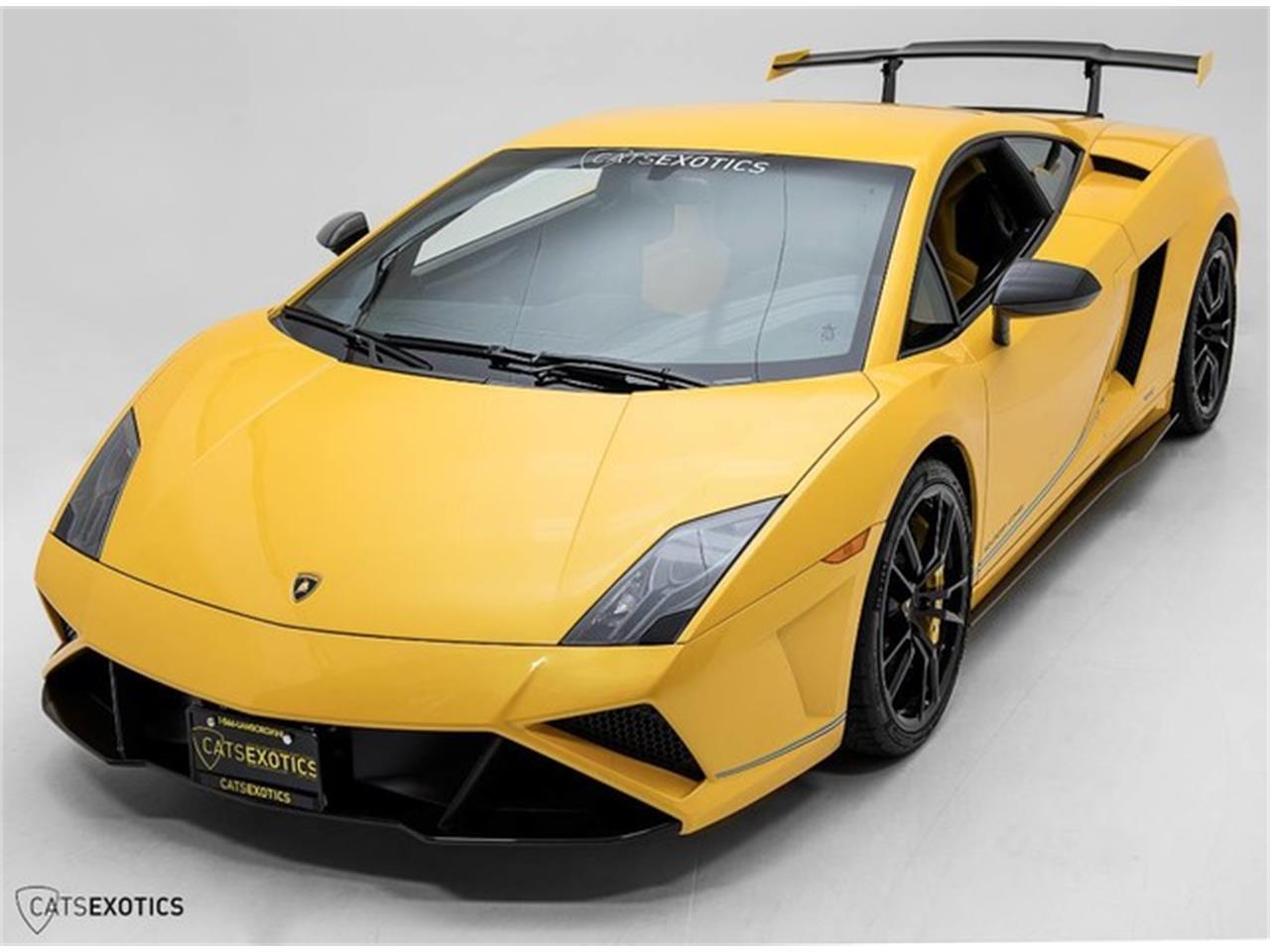 2014 Lamborghini Gallardo For Sale Classiccars Com Cc 999570