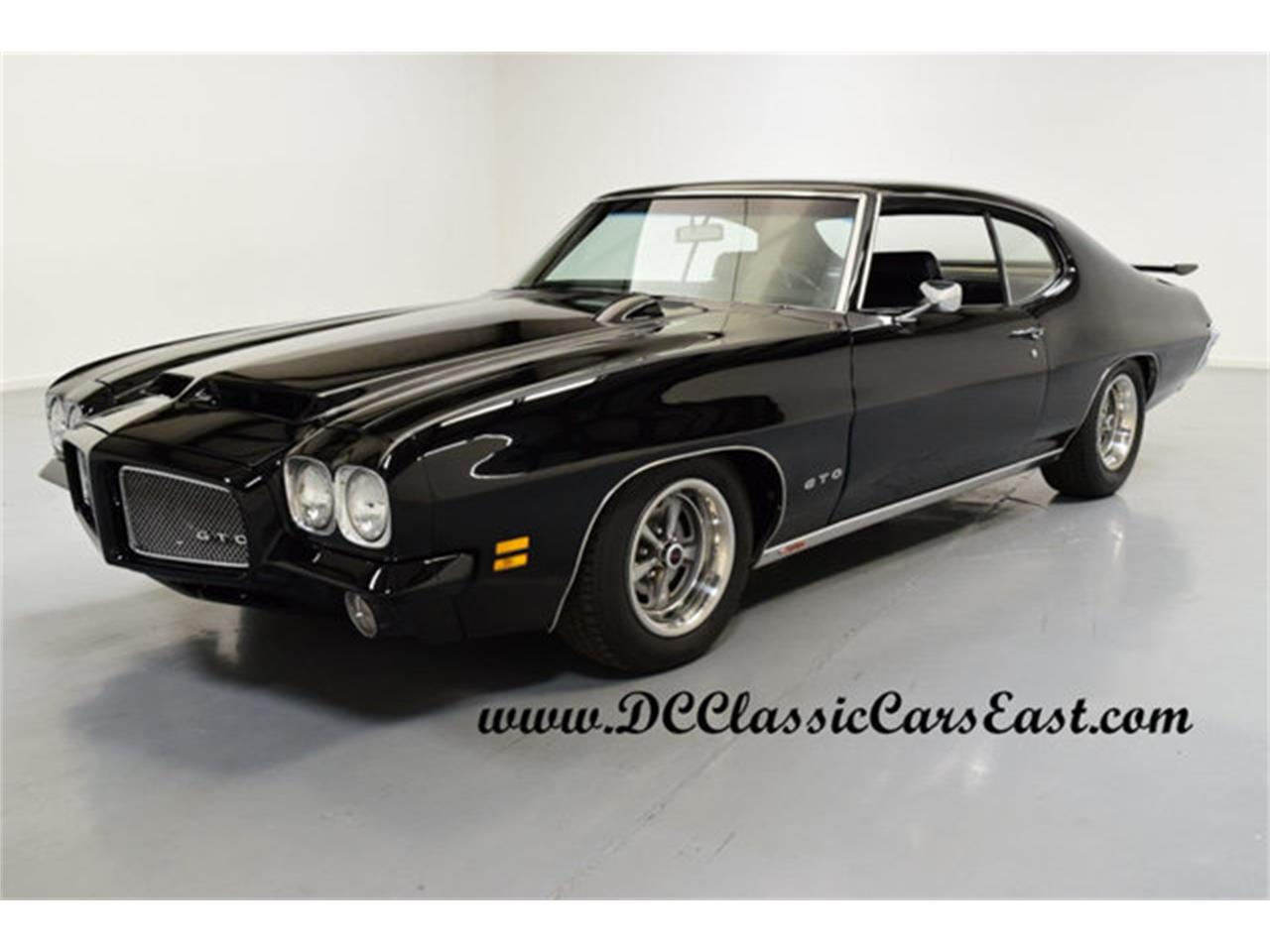 Large Picture of Classic 1971 Pontiac GTO - $49,995.00 Offered by Shelton Classics & Performance - LFBK