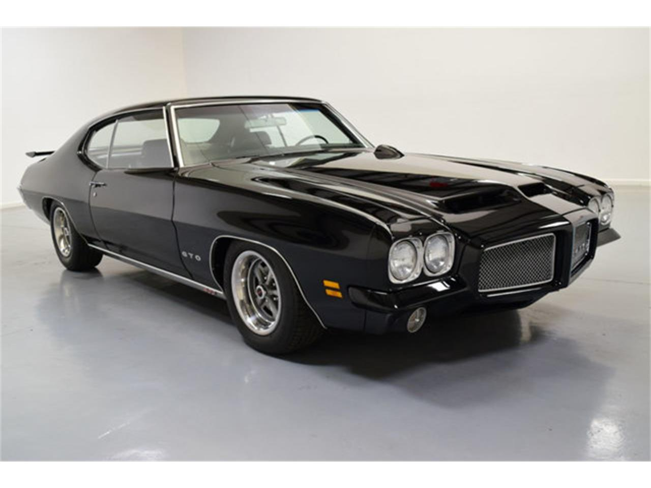 Large Picture of Classic 1971 GTO - $49,995.00 Offered by Shelton Classics & Performance - LFBK
