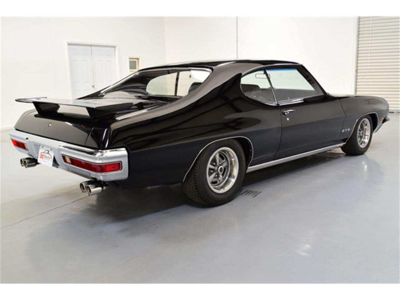 Large Picture of Classic 1971 Pontiac GTO located in Mooresville North Carolina - $49,995.00 Offered by Shelton Classics & Performance - LFBK