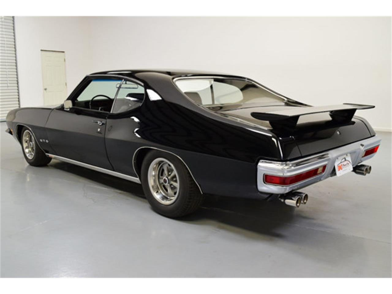 Large Picture of Classic 1971 Pontiac GTO located in Mooresville North Carolina Offered by Shelton Classics & Performance - LFBK