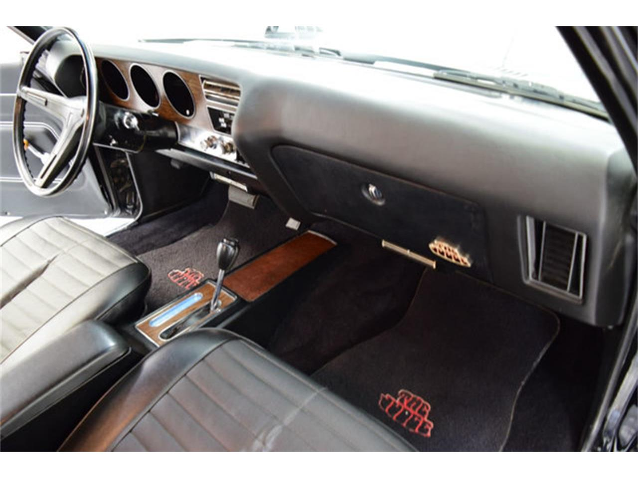Large Picture of Classic '71 Pontiac GTO Offered by Shelton Classics & Performance - LFBK