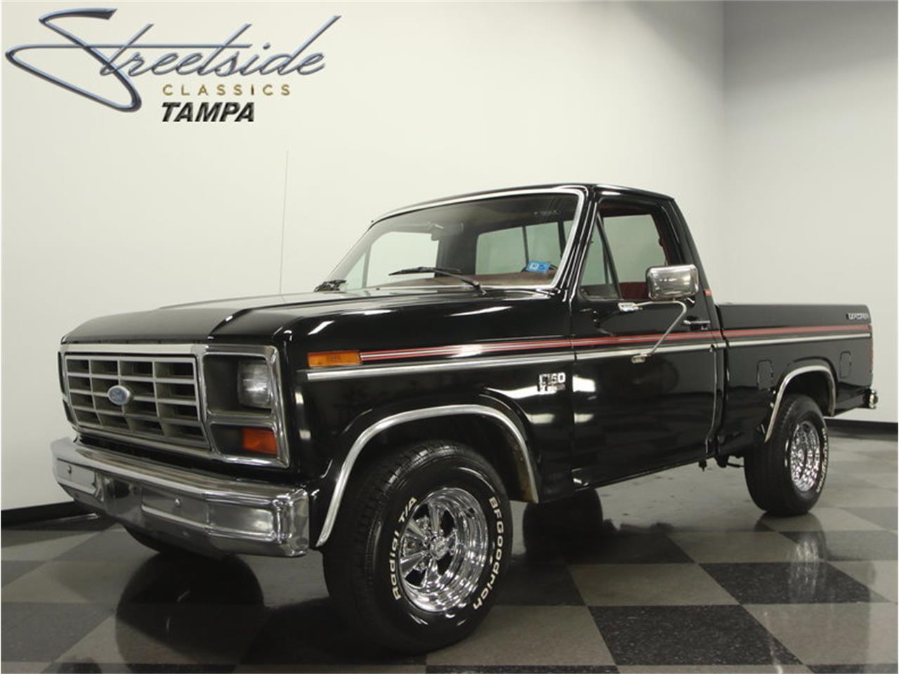 Large Picture of 1985 Ford F-150 XLT Lariat Explorer Offered by Streetside Classics - Tampa - LFBW