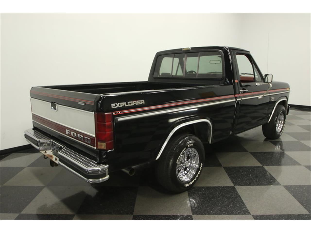 Large Picture of 1985 F-150 XLT Lariat Explorer located in Florida - $12,995.00 - LFBW