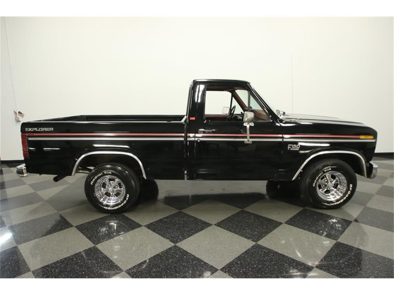 Large Picture of 1985 F-150 XLT Lariat Explorer - $12,995.00 Offered by Streetside Classics - Tampa - LFBW