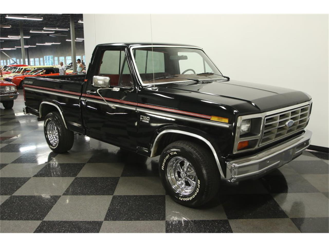Large Picture of 1985 Ford F-150 XLT Lariat Explorer located in Lutz Florida - LFBW