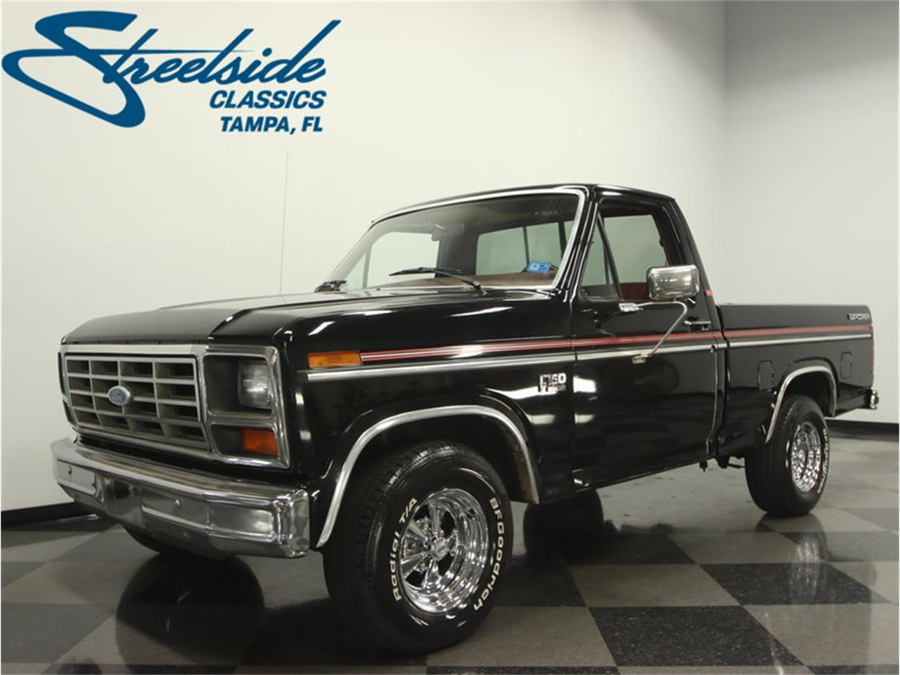 Large Picture of '85 Ford F-150 XLT Lariat Explorer located in Florida - $12,995.00 Offered by Streetside Classics - Tampa - LFBW