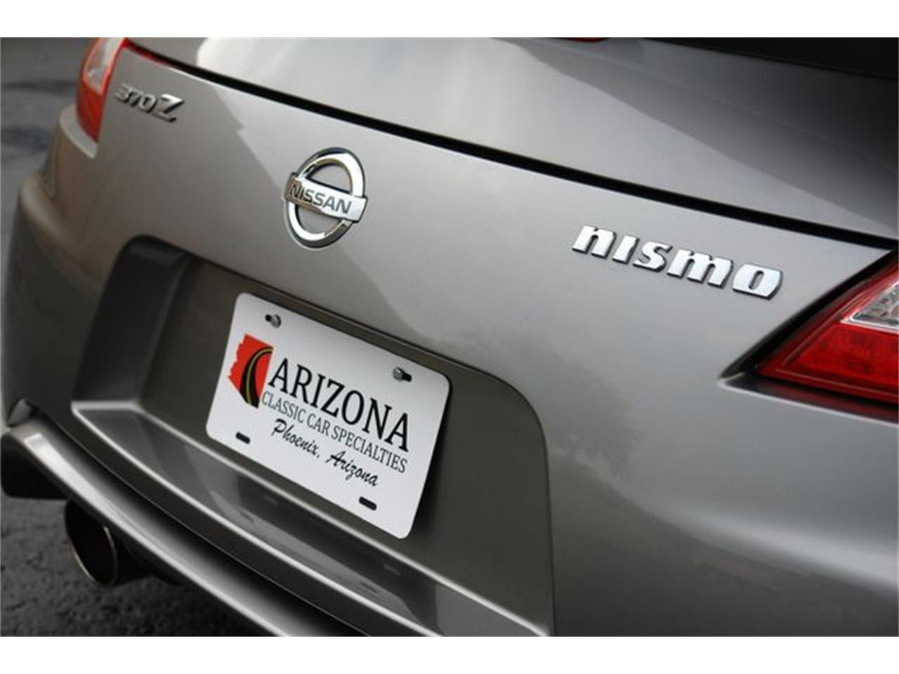 Large Picture of '10 370Z Offered by Arizona Classic Car Sales - LFC6