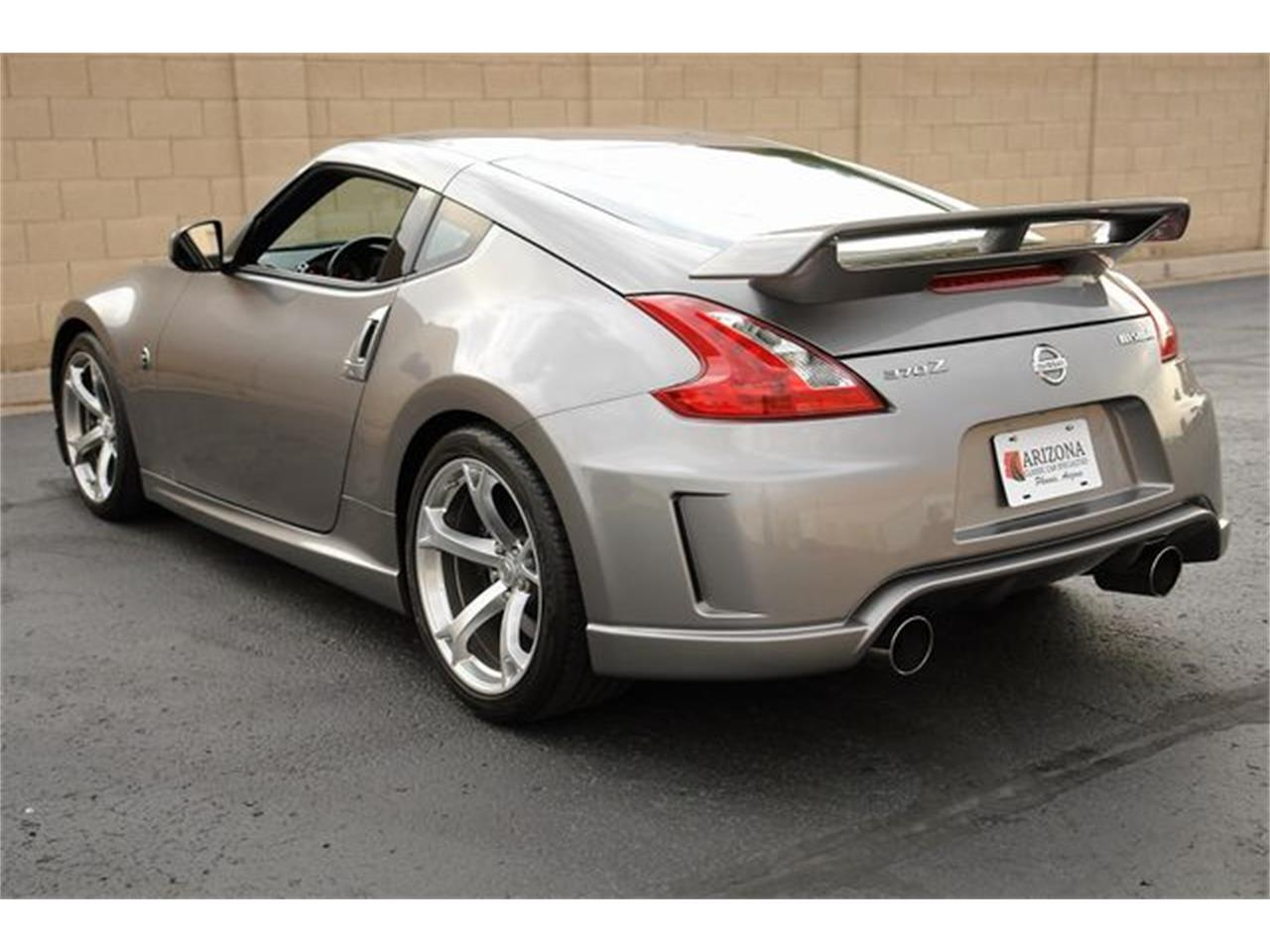 Large Picture of '10 Nissan 370Z located in Phoenix Arizona - LFC6