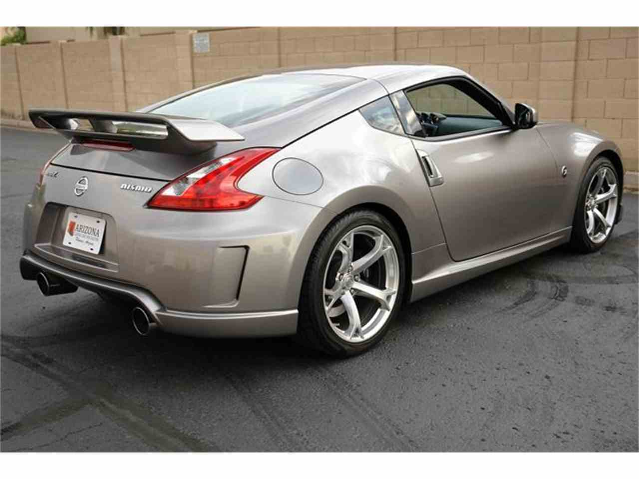 Large Picture of '10 370Z - LFC6