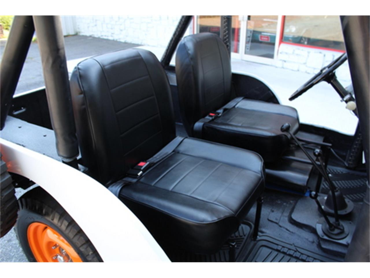 Large Picture of '62 Willys Jeep located in Georgia - $15,950.00 - LFCY
