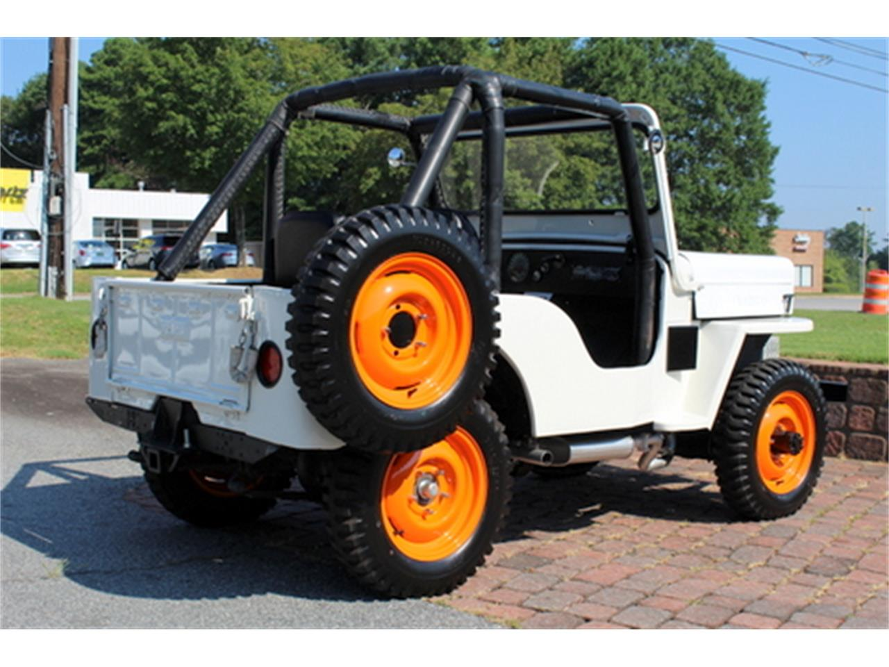 Large Picture of 1962 Willys Jeep - $15,950.00 - LFCY