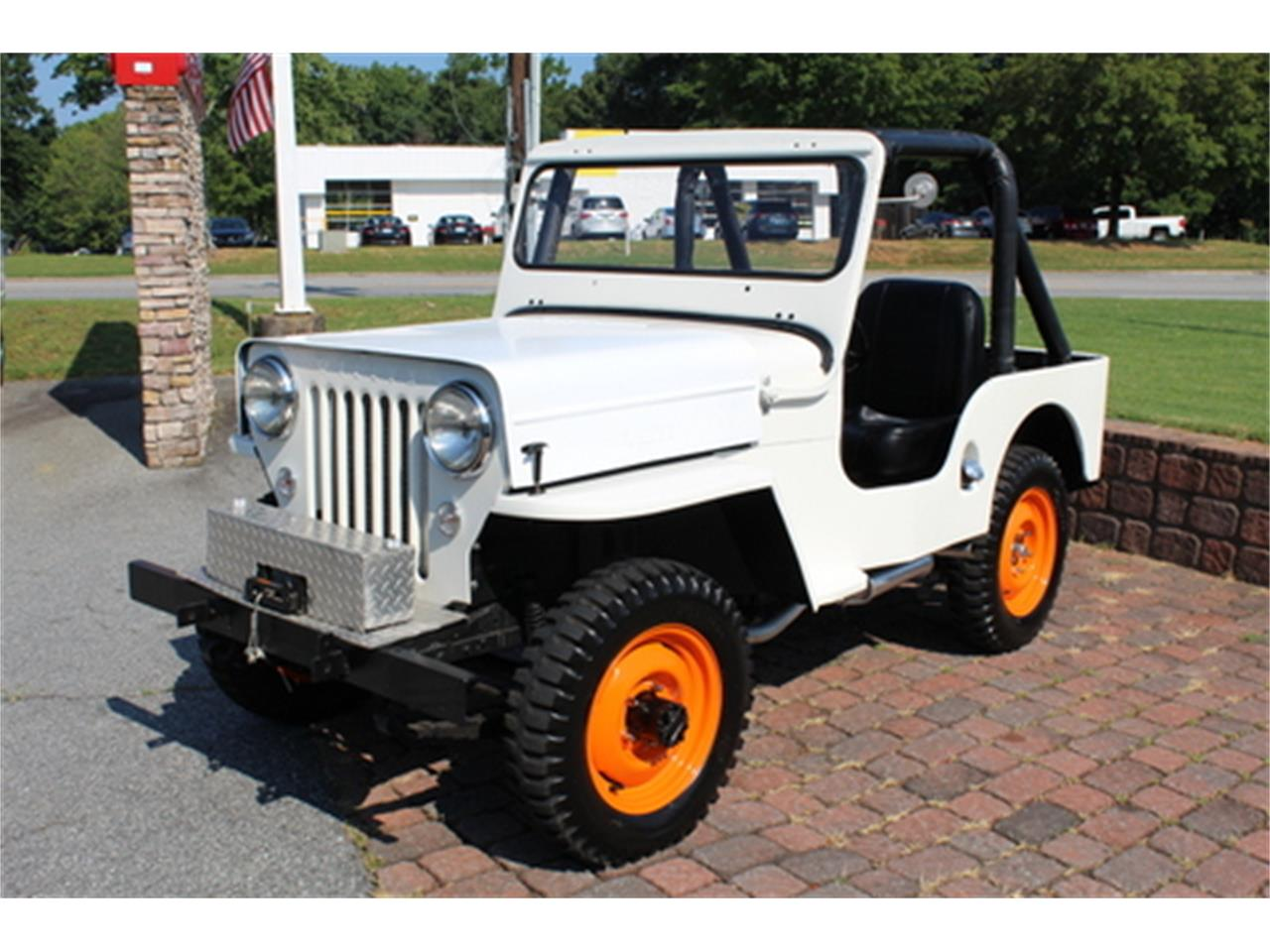 Large Picture of 1962 Willys Jeep located in Georgia Offered by Fraser Dante - LFCY