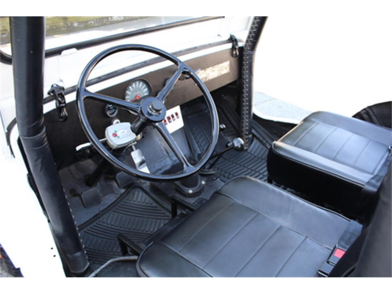 Large Picture of Classic 1962 Willys Jeep located in Roswell Georgia - $15,950.00 - LFCY
