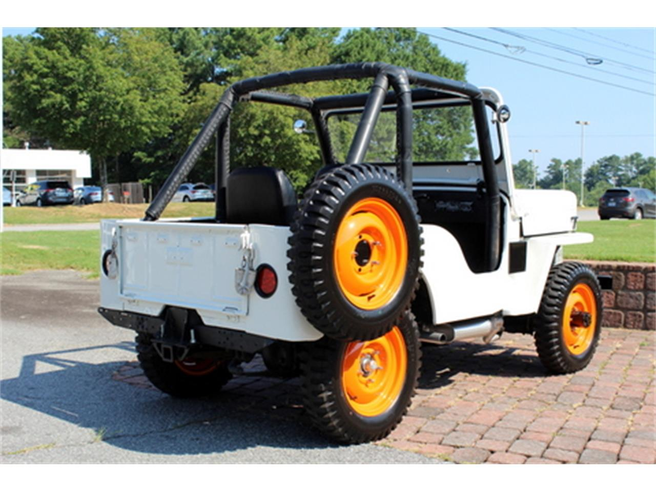 Large Picture of 1962 Willys Jeep located in Roswell Georgia - $15,950.00 Offered by Fraser Dante - LFCY