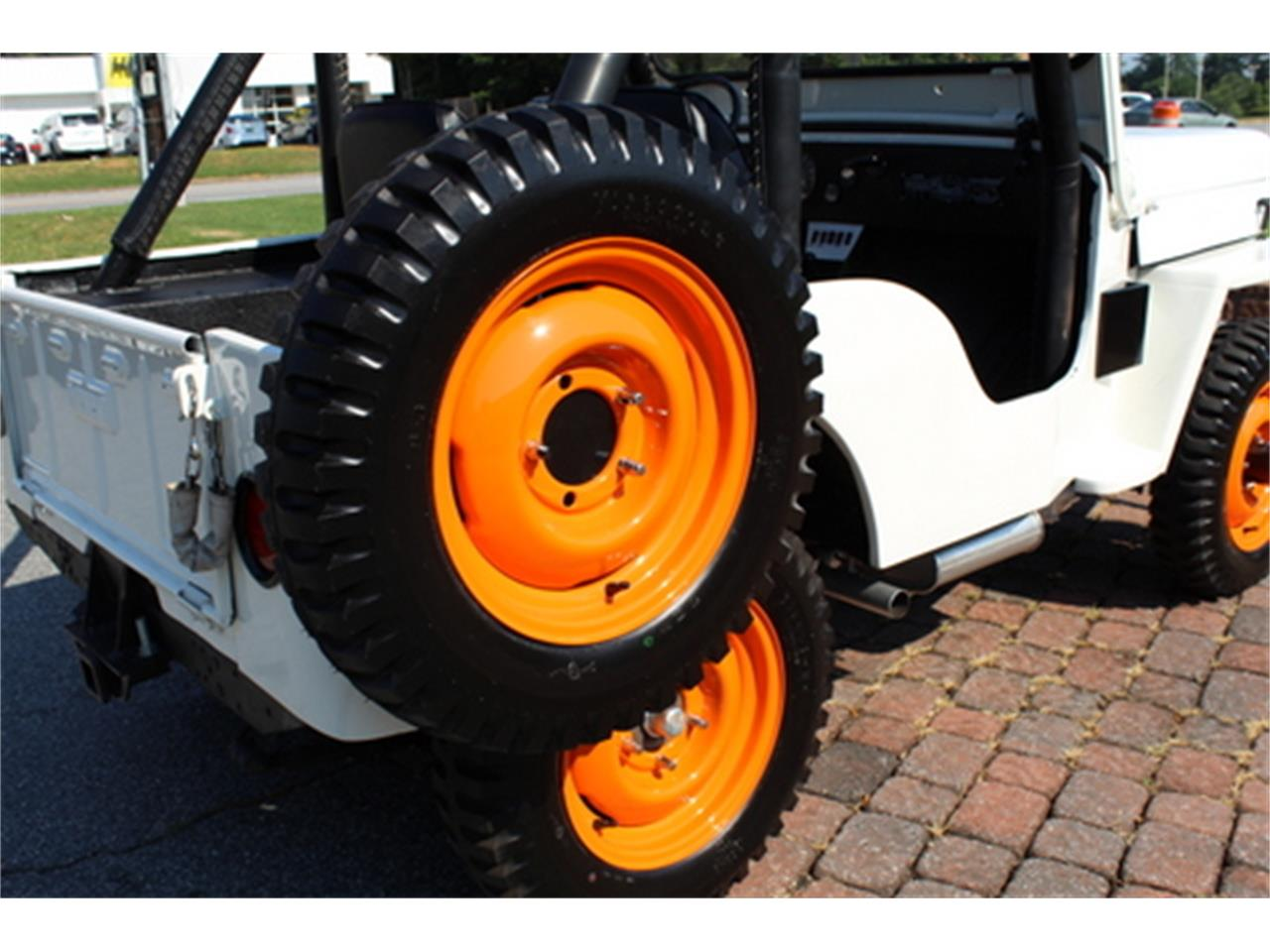 1962 Willys Jeep For Sale Cc 999682 Jeeps On Filter Box Large Picture Of 62 Lfcy