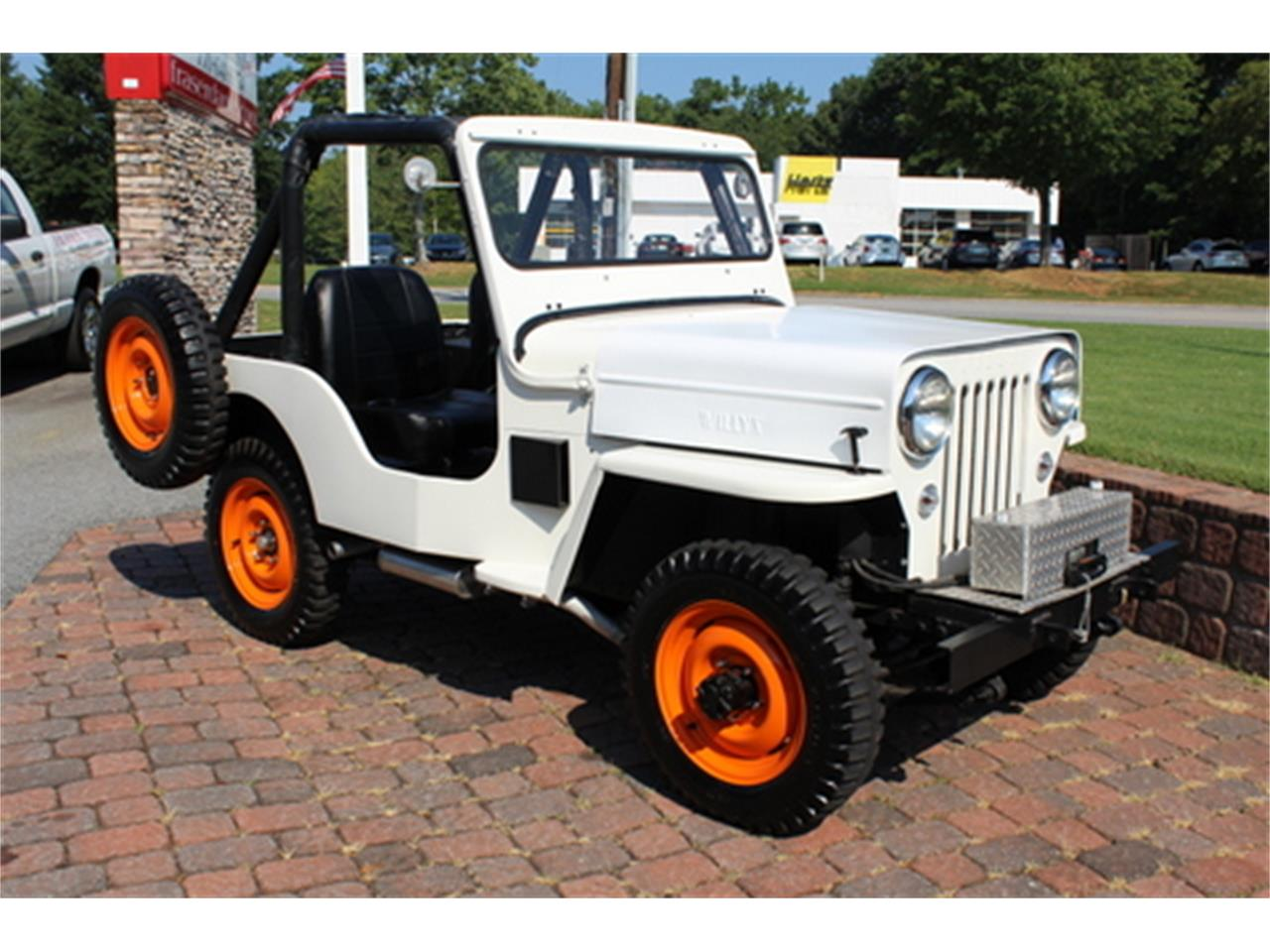 Large Picture of Classic '62 Willys Jeep - LFCY