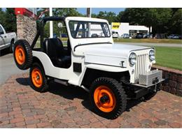 Picture of '62 Jeep located in Roswell Georgia Offered by Fraser Dante - LFCY