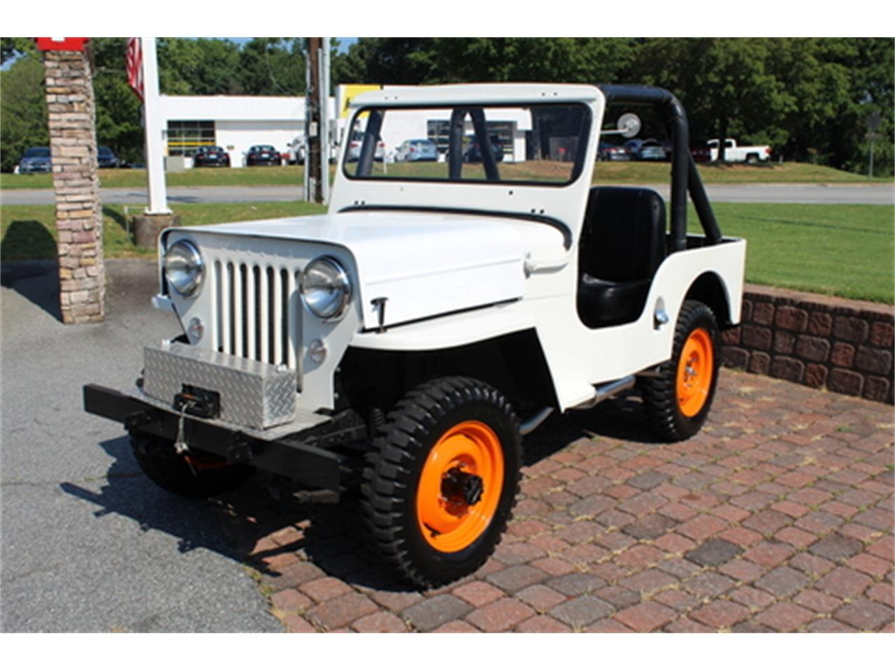 Large Picture of '62 Jeep located in Georgia - $15,950.00 - LFCY