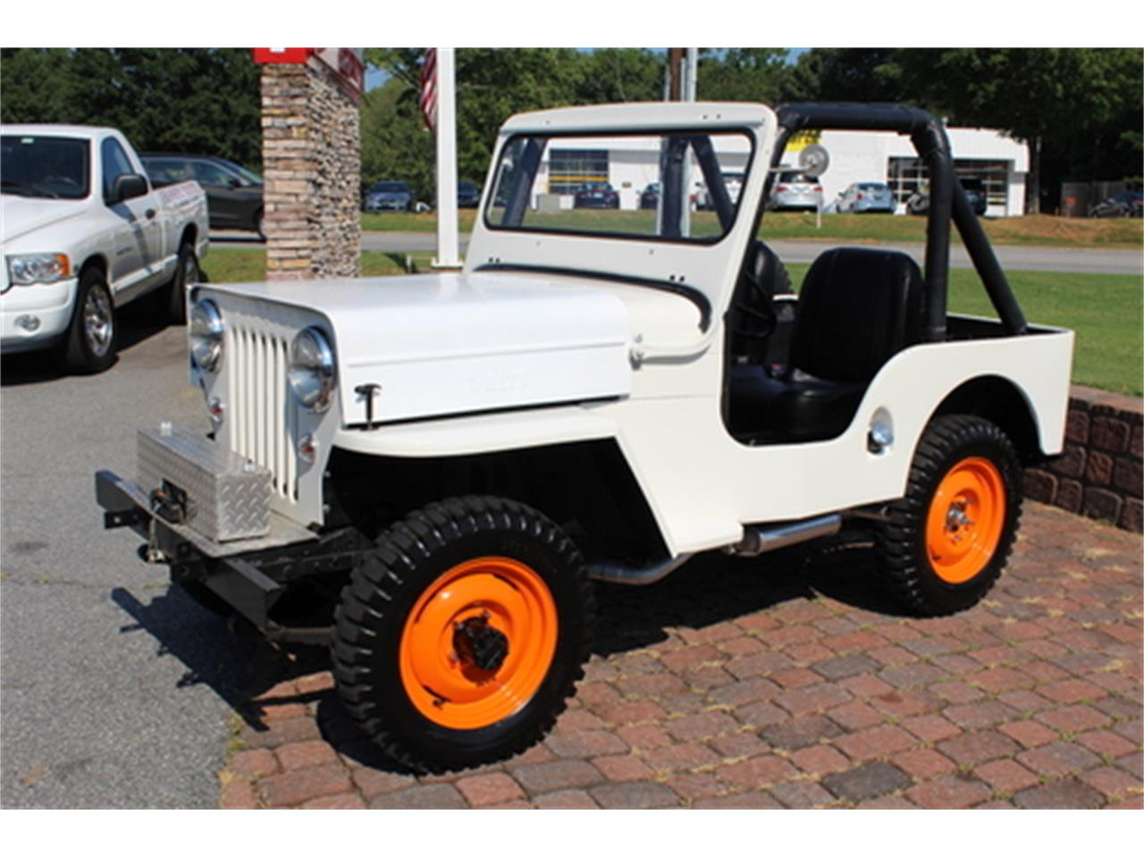 Large Picture of 1962 Jeep Offered by Fraser Dante - LFCY