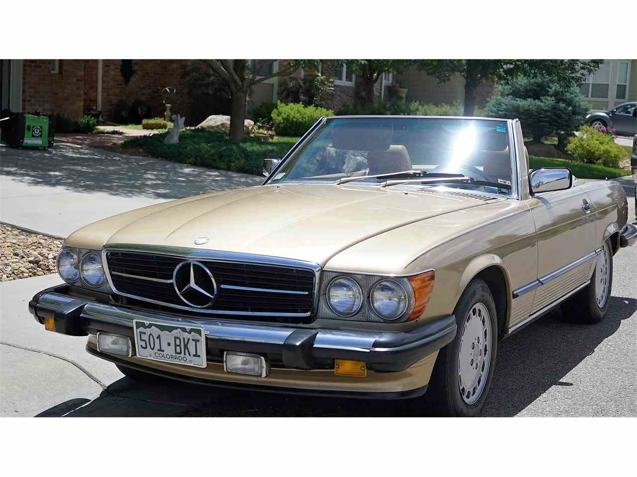 Large Picture of '86 560SL - LFD7