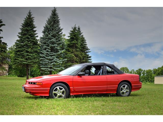 Picture of '92 Oldsmobile Cutlass Supreme - LFDD