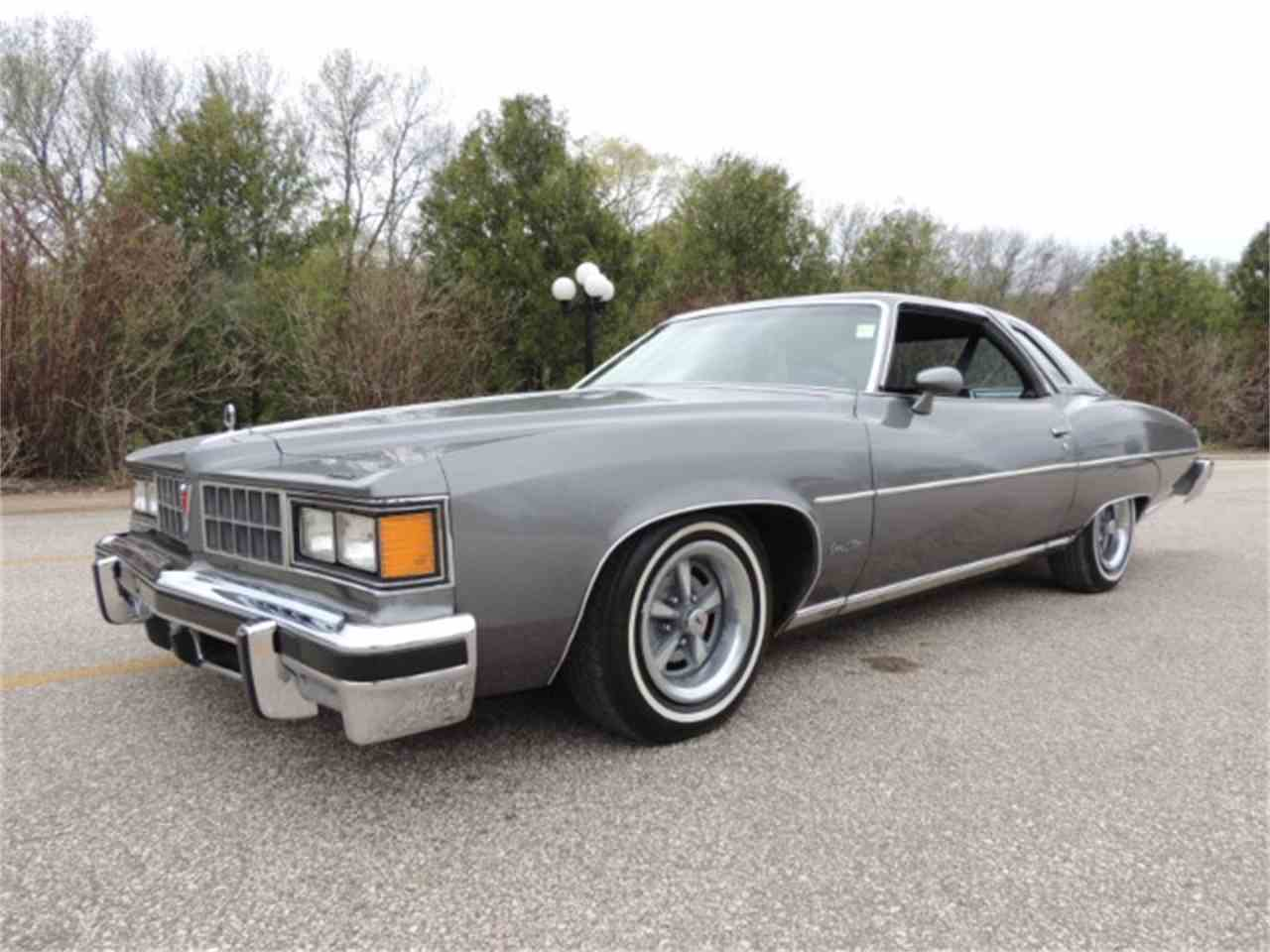 Large Picture of 1977 Pontiac Grand LeMans located in Iowa - $10,995.00 - LFDL