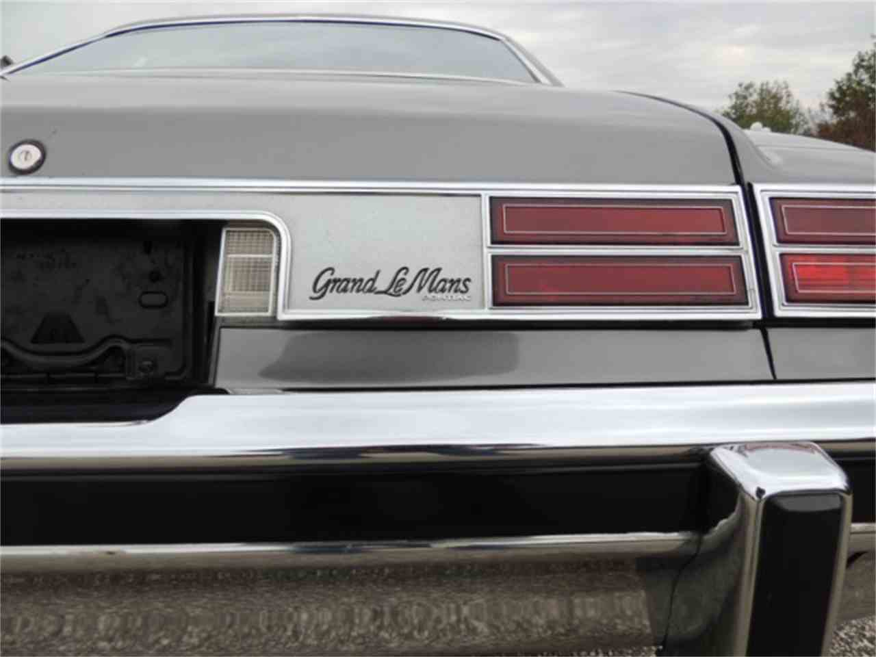 Large Picture of 1977 Pontiac Grand LeMans - LFDL