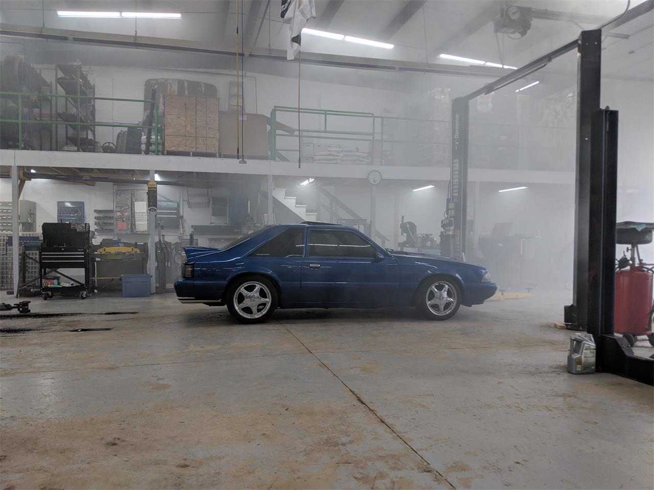 Large Picture of '91 Mustang - LFDT