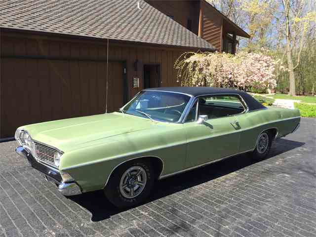 Picture of 1968 Galaxie 500 - $5,900.00 Offered by a Private Seller - LFE0